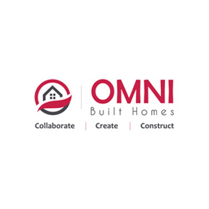 Omni Built Homes - Collaborate, Create, Construct Logo