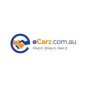eCarz.com.au - Find it. Drive it. Own it. Logo