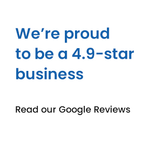 Resurge Digital - Google Ratings Featured Image: We are proud to be a 4.9 star business. Read our Google Reviews.