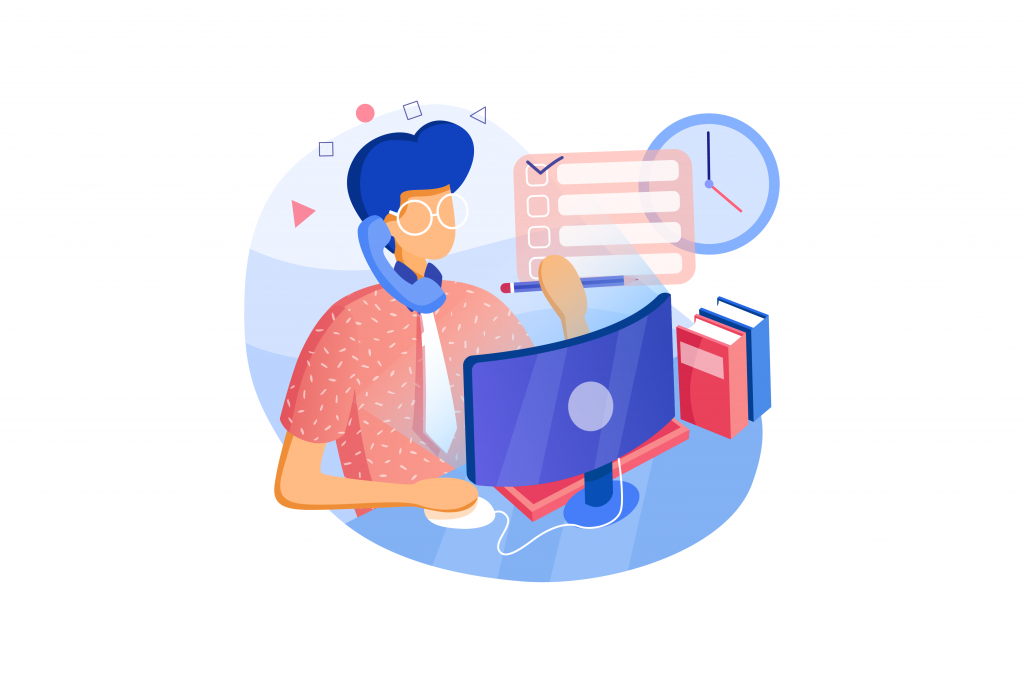 User Experience illustration | Featured Image for What is User Experience blog.